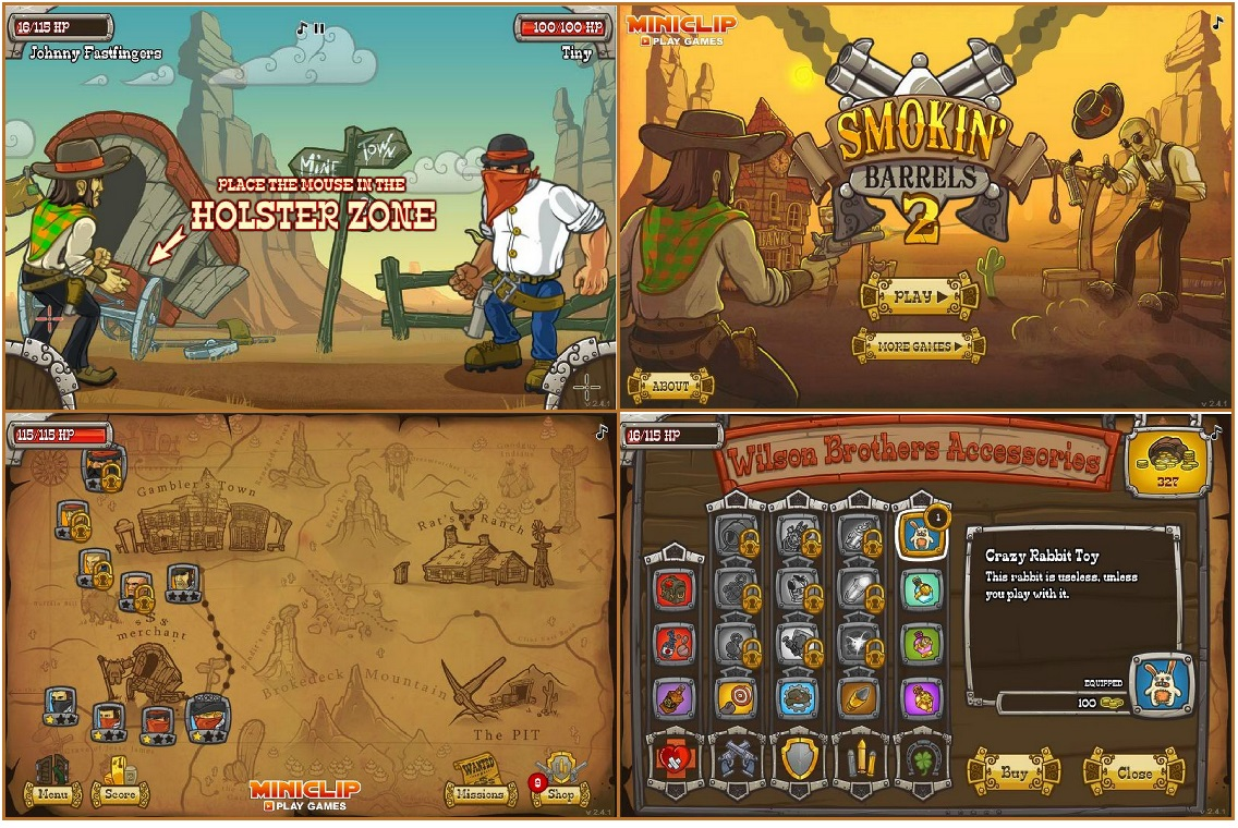 games online Wild Westغرب وحشی